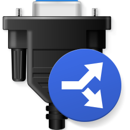 Serial Port Splitter Icon PNG 256x256